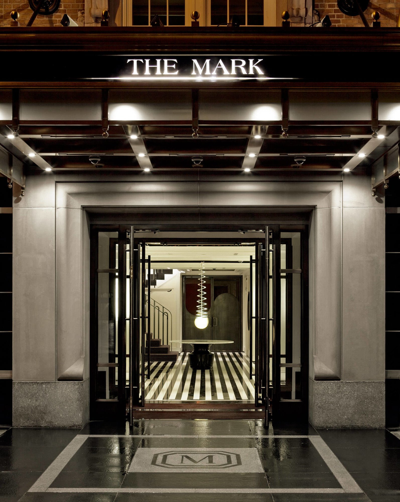 The Mark Hotel Nyc S Most Boldly Lavish 5 Star Hotel