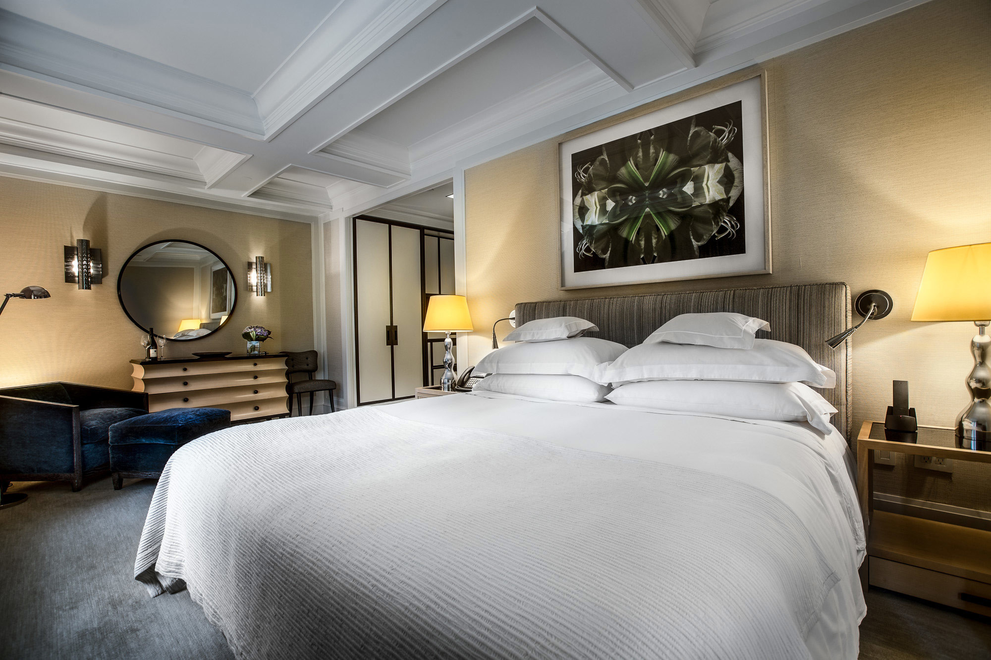 Madison suite the mark hotel for 2 bedroom suite in new york city