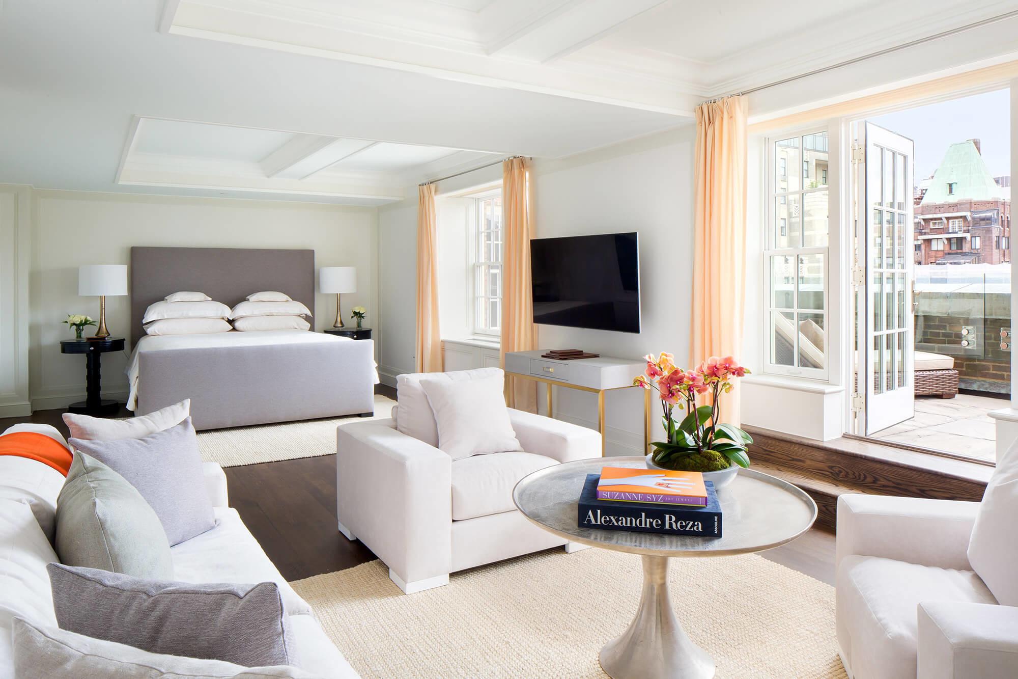 New York 2 Bedroom Suites 2 Bedroom Hotel Suites Nyc Bedroom Ideas