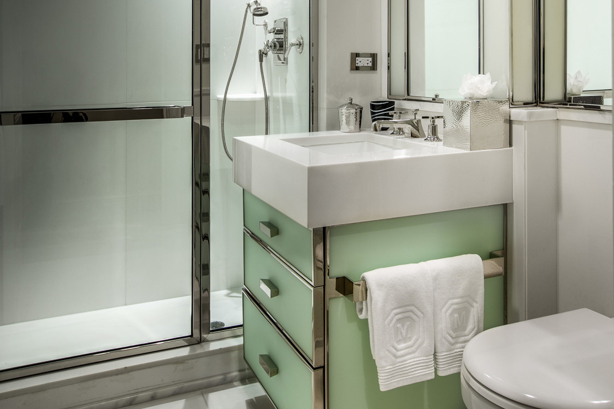 Bathroom Sinks New York City the mark two bedroom luxury hotel suite | the mark hotel | new