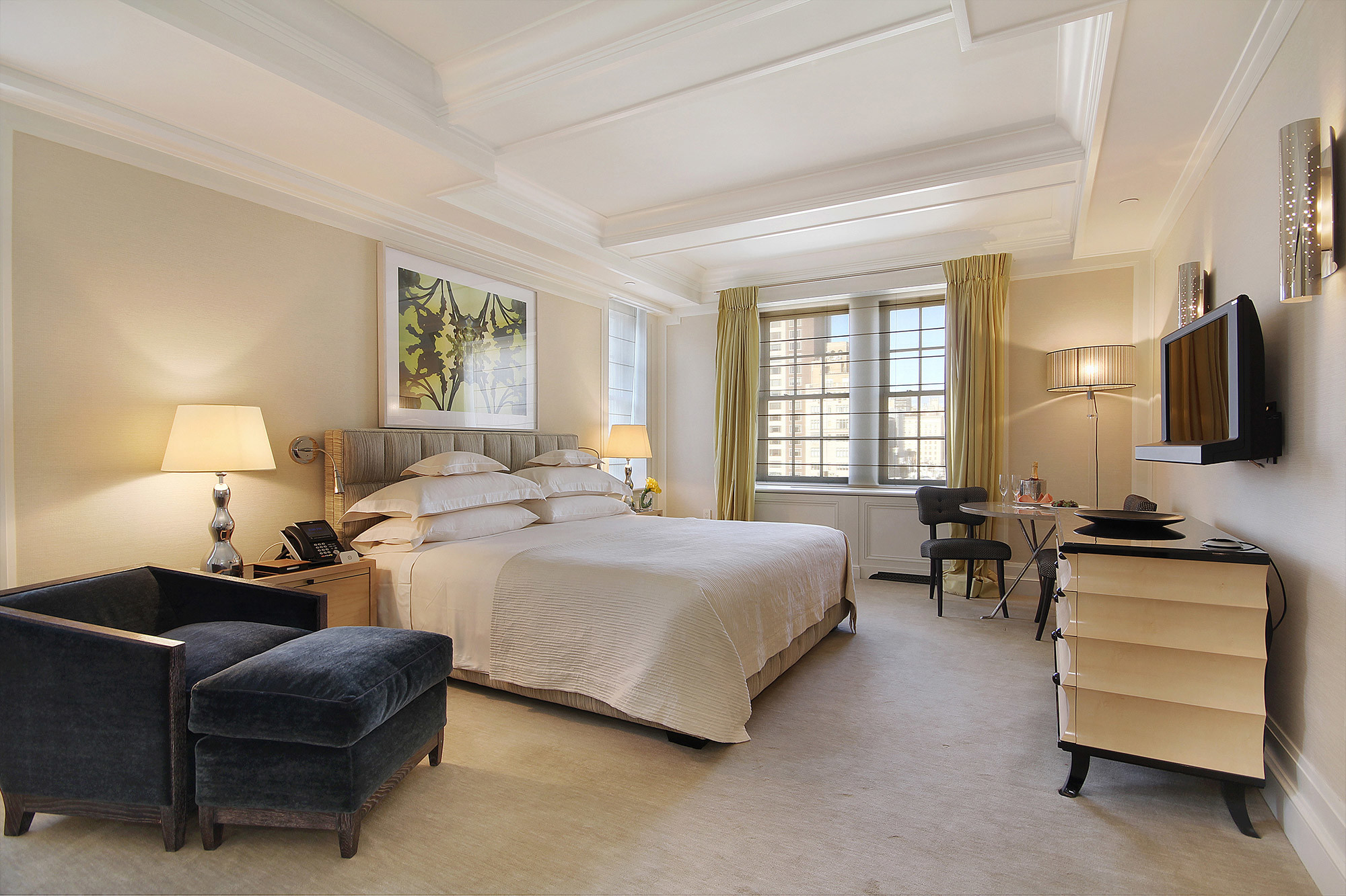 Luxury Studios Manhattan New York City The Mark Hotel Park - Nyc luxury studio apartments