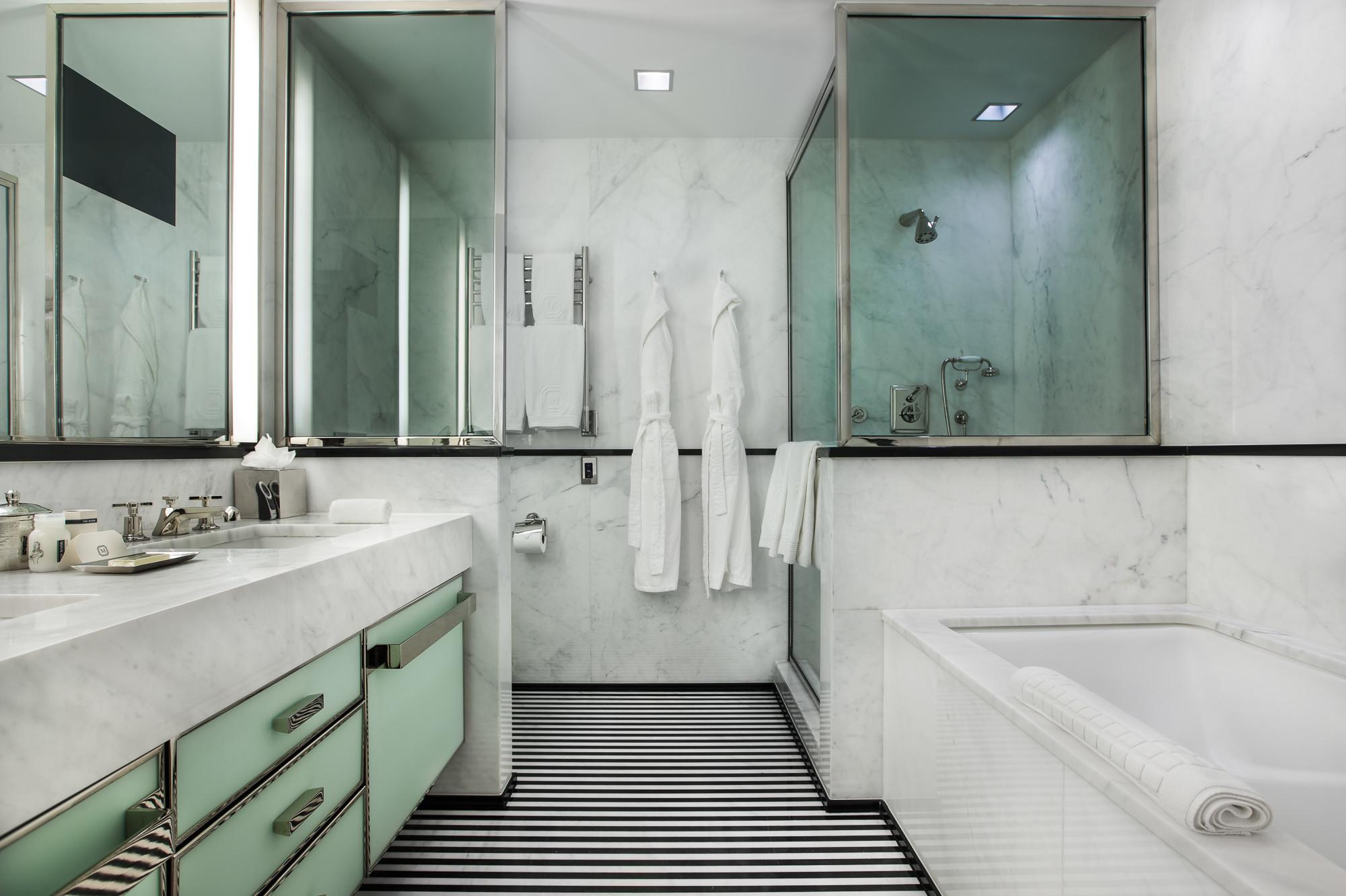 Master Bathroom Luxury Spa