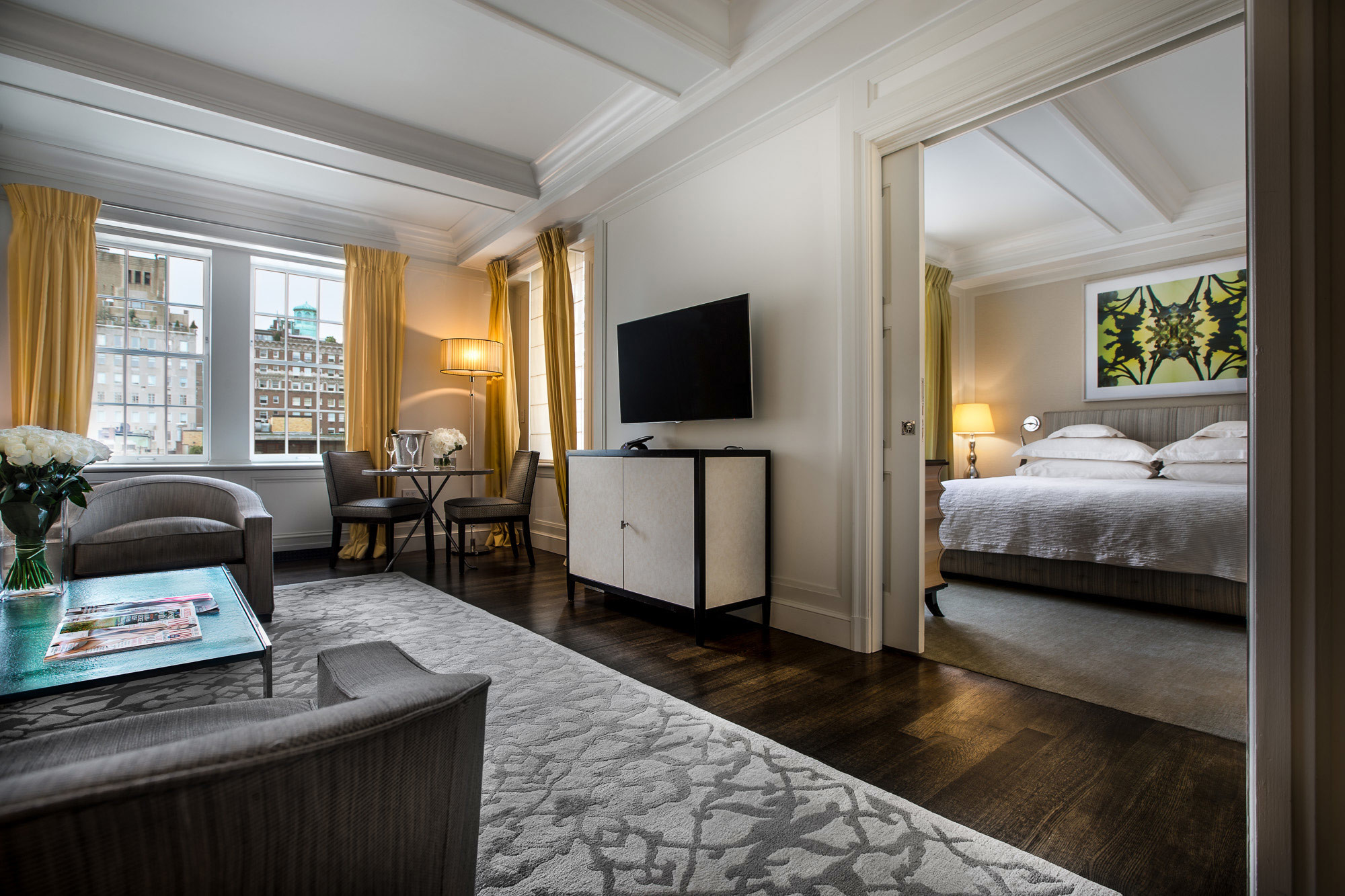 Luxury Hotel Suites nyc 5 star luxury hotel rooms & suites | the mark hotel | new york