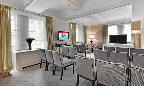 The Mark Hotel NYC\'s Meeting Room | High-End with a Residential Feel