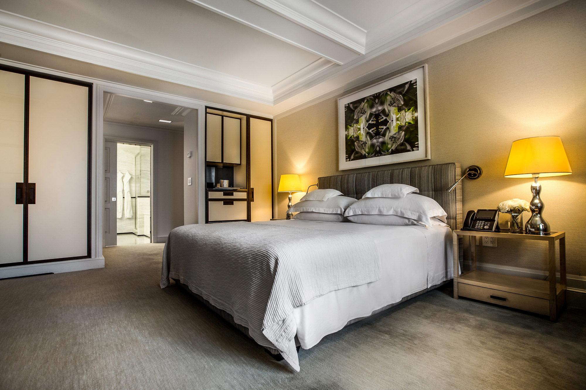 seventy  king   mark luxury hotel room nyc